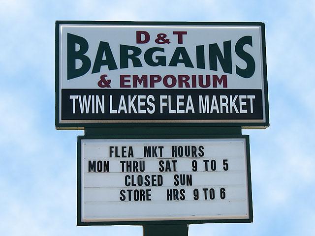 Bargain-Center-Sign